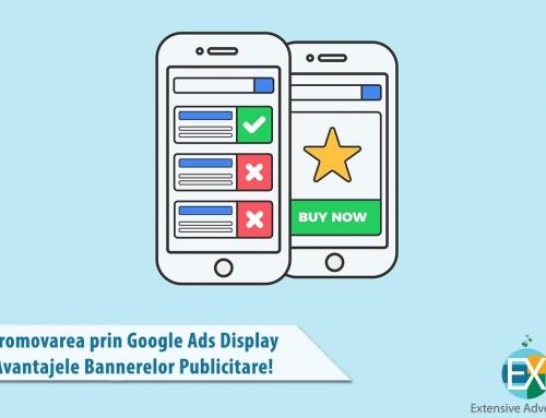 Promovarea prin Google Ads Display – Avantajele bannerelor publicitare!